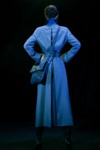 Sac Besace Mars Opal Julien Fournié Haute Couture