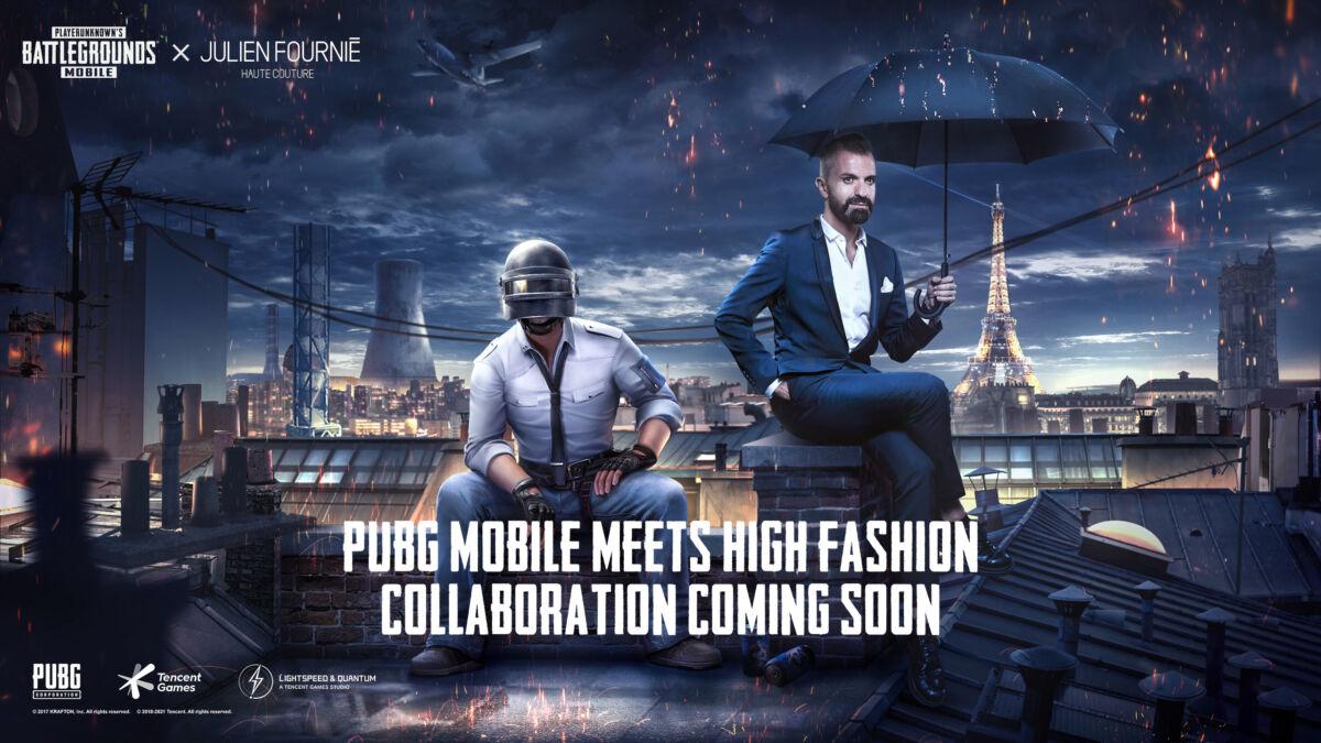 PUBG Mobile Julien Fournié